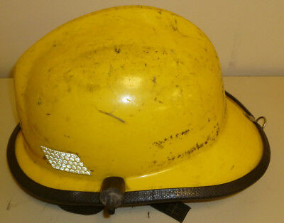 Firefighter Bunker Turn Out Fire Gear Cairns 660r Yellow Helmet H169