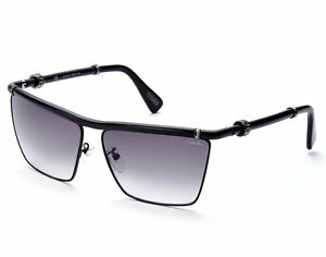 70% OFF ! LANVIN SLN005S 0531 MADE IN ITALY  Embellished Square Sunglasses