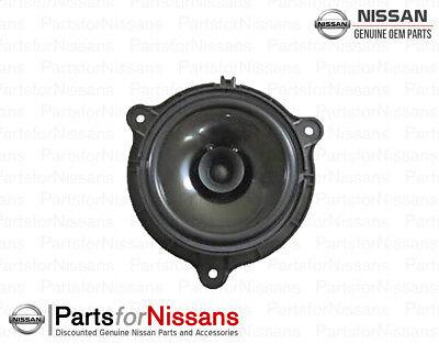 Genuine Nissan 2007-2015 Altima Front Door Sound System Speaker NEW OEM - Nissan Altima Speakers