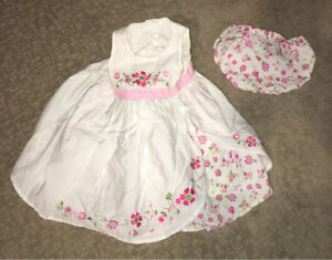 Beautiful Summer Dress 0-3 Months