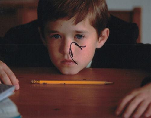 Haley Joel Osment authentic signed Sixth Sense 10x8 photo AFTAL & UACC [15749]
