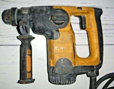 Dewalt D25313 Sds L-shape Three Mode Hammer Drill Used