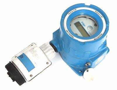 Drager Polytron 2 Xp Toxic Gas Detector 4543070 W 6809630 O2 Sensor