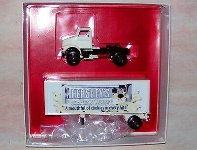 1996 Hershey's Cookies n Cream Winross Diecast  Trailer Truck - Cookies N Cream Hershey's