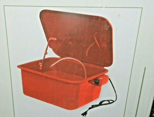 3.5 Gal Portable parts washer- Electric 110 volts