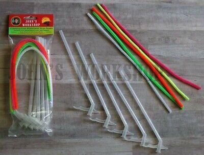 Basic Expanding Insulation Sealant Straw Bundle - Great Stuff Foam Nozzles