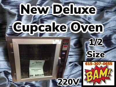 New Deluxe Cupcake Baking Oven 12 Size-208v 1 Phase