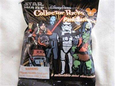 Disney Collector Packs Miniatures Park Series 15