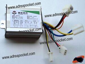 controleur de tension 36 volts 350 watts trottinette electrique ebay. Black Bedroom Furniture Sets. Home Design Ideas
