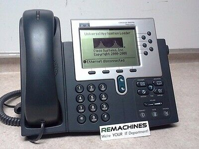 Cisco Ip Phone 7960 68-1679-06 Rev B0 Tested Free Shipping