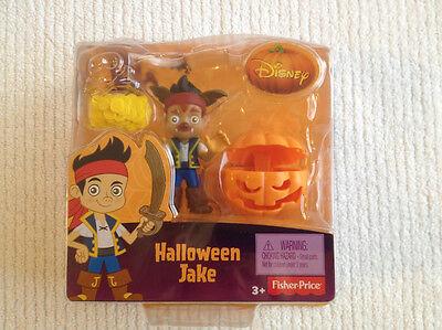 Disney Halloween Jake The Pirate Figure - Jake Pirates Halloween