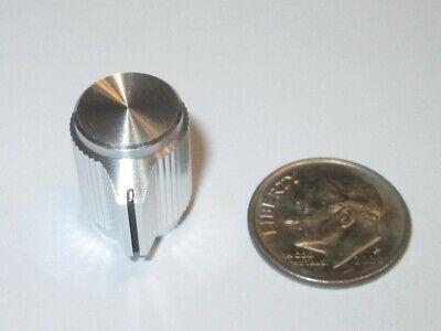 Solid Aluminum Knob For 18 Shaft Windicator Line Nos