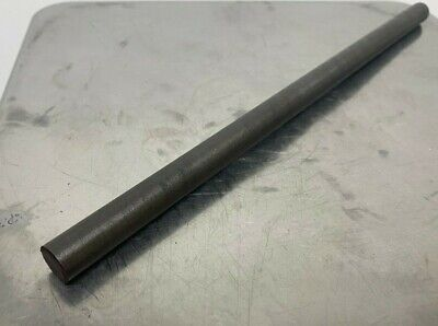 4130 Steel Round Bar Stock - 916 Diameter X 12 Length Aircraft Quality