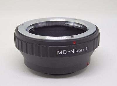 Адаптеры для объективов Minolta SR MD