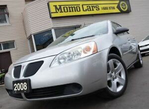2008 Pontiac G6 SE!Sunroof!Only$120/Bi-weekly!
