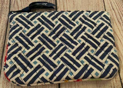 Vera Bradley Cosmetic Bag in Summer Cottage (Accent Pattern) - Make-up Bag, Case