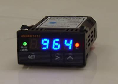 DIGITAL Automotive Gauge, MAP Sensor, 3 bar/45 PSI, blue