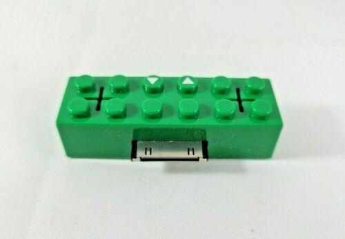 Green Lego Brick iPod iPhone Speaker Portable