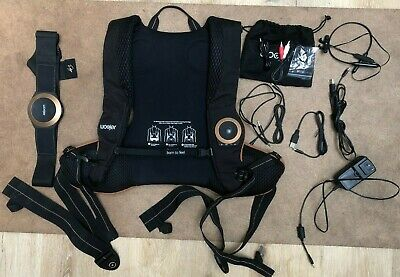 Woojer Vest Edge - Haptic Vest + Extra Strap for VR, gaming, movies and music!