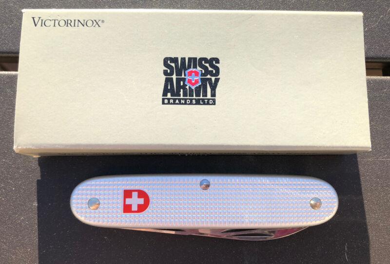Victorinox SWISS ARMY KNIFE Soldier Pocketknife 53929 w/ Box