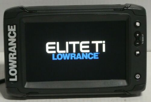 Lowrance Elite 7 Ti GPS Fish Finder HDI Transducer