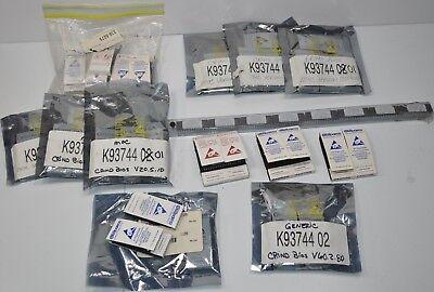 Huge Lot Of 52 Gilbarco Chips Bios Pam-1000 Encore Crind Advantage K93744 K93682