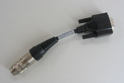 Ashtech Pn 730170 Rev.x1 Husky 12 Pin To Laser Interface For Surveying