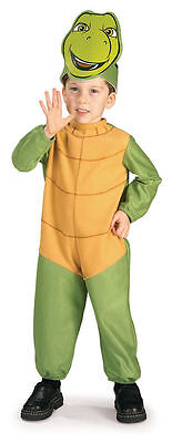 NEW Over The Hedge Verne (Turtle) Baby Halloween Costume 6-12 Months