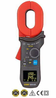 Aemc 6418 2141.03 Clamp-on Ground Resistance Tester With Nist Cal Cert