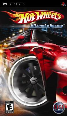 (Hot Wheels Ultimate Racing PSP New Sony PSP)