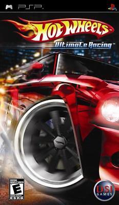 Zoo Hot Wheels Ultimate Racing Psp Sony Psp