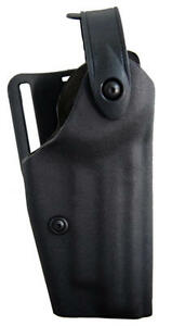 Safariland 6280-8321-132 Black STX Tac LH Duty Holster For Glock 17 22 w/ M3