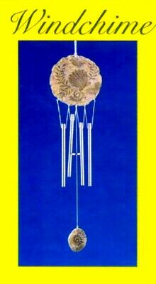 Sea Shell Wind Chime Windchime * 15 inch * Soothing Ring * Aluminum Tubes * New](Seashell Wind Chime)