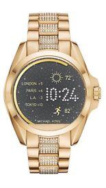 BNIB ladies Michael Kors smartwatch
