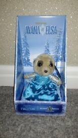 AYANA AS ELSA LIMITED EDITION MEERKAT TOY - BRAND NEW IN BOX C/W CERTIFICATE OF AUTHENTICNESS