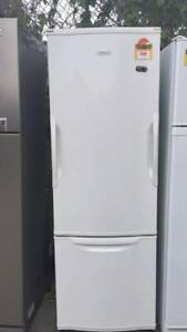 5.5 star energy rating 395 liter sharp fridge   it is in good working