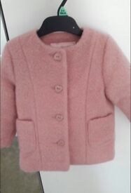 Girls coat 1-1.5 years