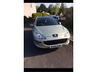Great condition Peugeot 407 sw. Diesel with 11 month mot. New clutch& cambelt