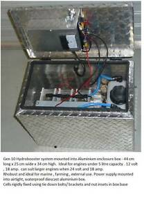 Hydrogen Fuel cell / system for Campervans and mobile homes Doubleview Stirling Area Preview