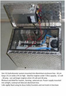 HHO Hydrogen fuel cell - Save Fuel Campervan, Motorhome
