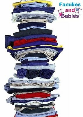 Boys Age 4-5 Years 10 Item Bundle. Used Mixed Clothing. FREE P&P.