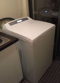 "Fisher&Paykel 8Kg ""Aqua Smart"" Top Load Washing Machine, Can Deliver"