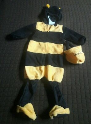 BABY GRAND  Bumble Bee Costume 3/6 Months NEW Halloween ()