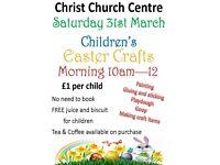 Children's Easter Craft Morning