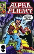 Alpha Flight 13