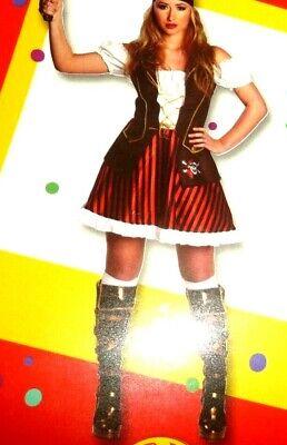Kostüm Fasching Piratin Piraten Lady Konfetti Modelle Gr.40 - Piraten Lady Kostüme