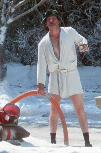 National Lampoons Christmas Vacation Cousin Eddie Shitters Full 4x6 photograph