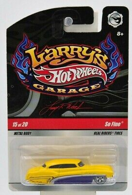 "Hot Wheels 2008 Larry's Garage ""So Fine"" 15 of 20 ""NIP"""