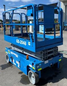 Genie GS2046 Scissor Lift Malaga Swan Area Preview