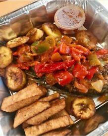African Nigerian Food